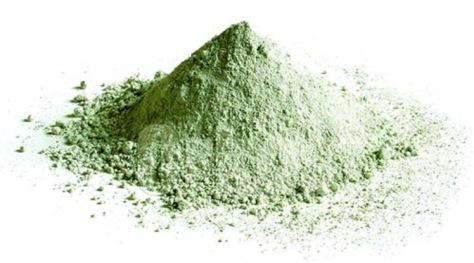 mascarilla de arcilla verde